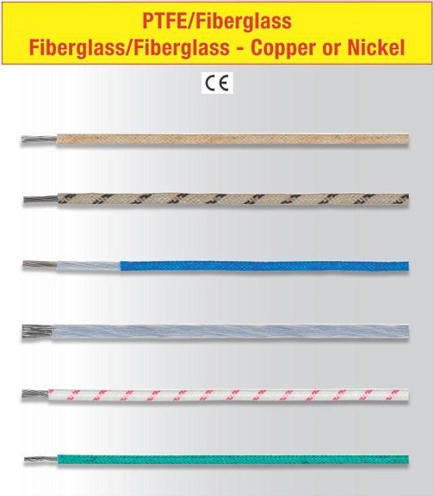 PTFE Fiberglass copper or nickel